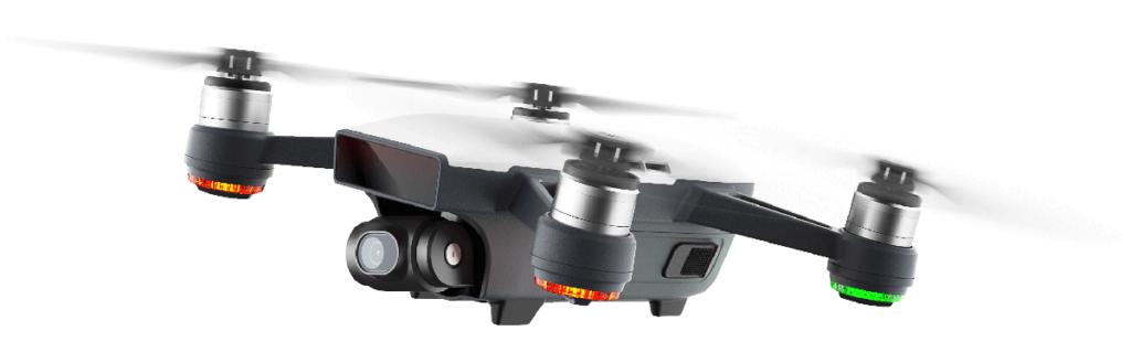 Modello di drone, della Rubino srl, per servizio di riprese aree con operatori autorizzati e muniti di licenza di volo.