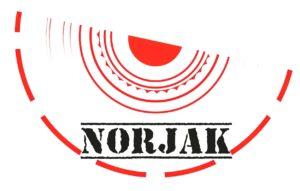 Logo azienda Norjak, prima Multiutility italiana specializzata nella prevenzione e gestione dei reati informatici.