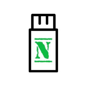 Immagine rappresentativa del sistema NCKey - Flash Drive autonomo con SO indipendente e cifrato.